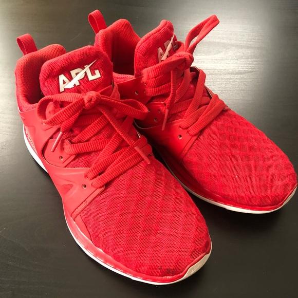 3f2a253501e APL Shoes - APL Ascend Red
